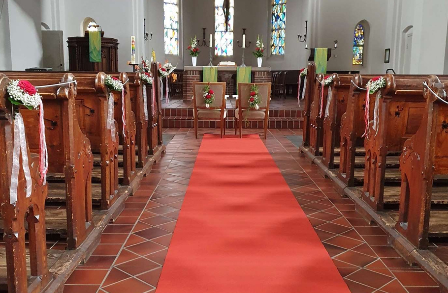 Kirchliche Trauung 1