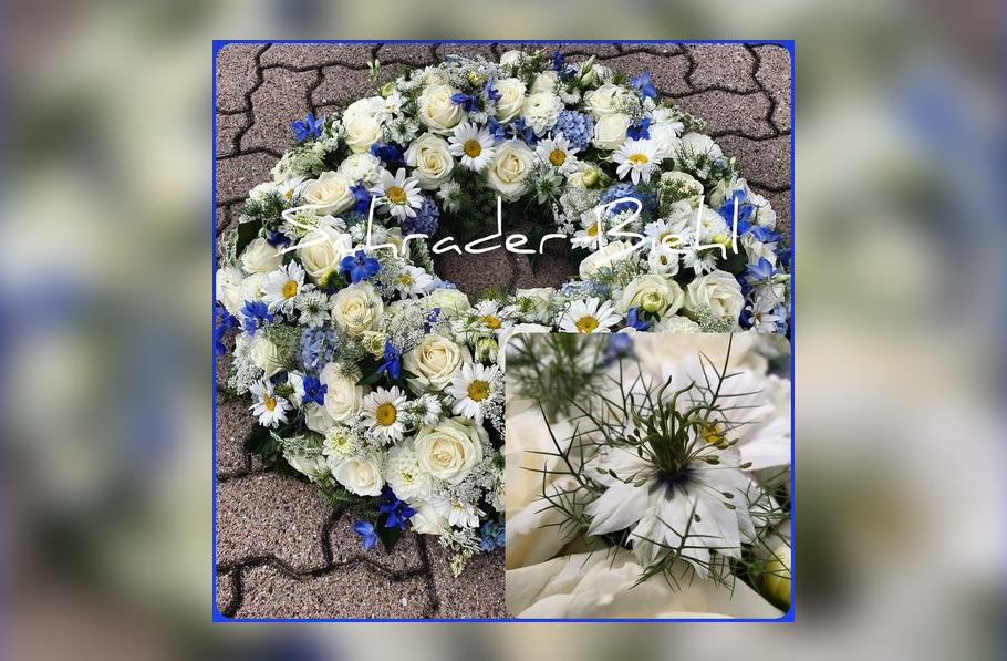 Wo Worte fehlen,  drücken Blumen Emotionen aus ....