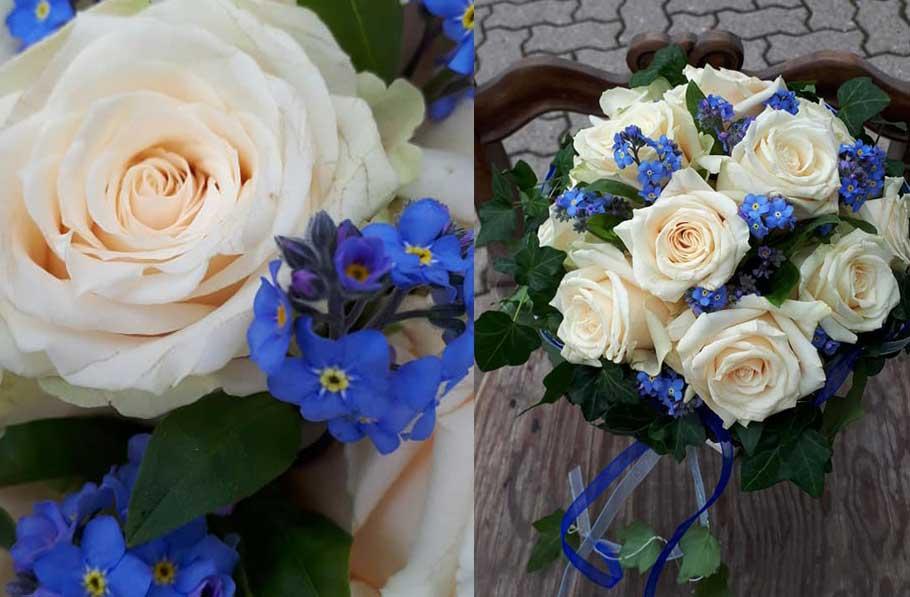 Hochzeitsfloristik 2 - Blumen und Gestaltung