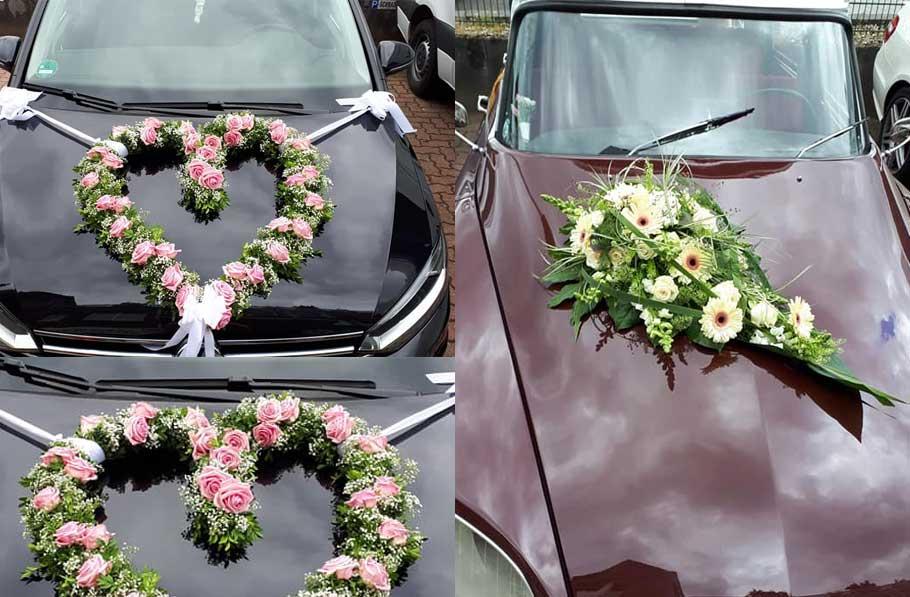 Hochzeitsfloristik 3 - Blumen und Gestaltung