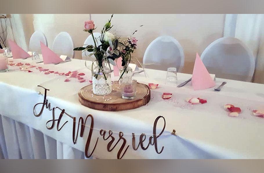 Hochzeitsfloristik 4 - Blumen und Gestaltung
