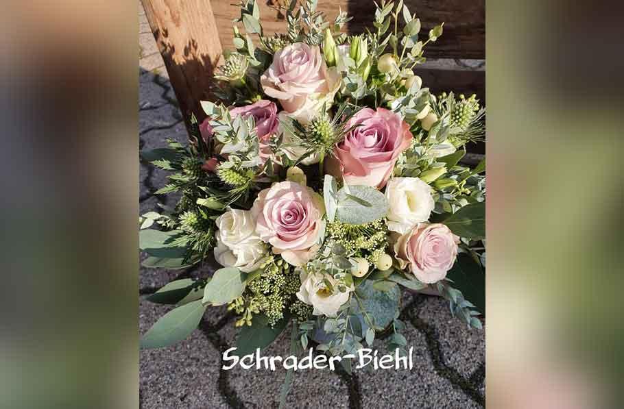 Hochzeitsfloristik 2020 1 - Blumen und Gestaltung